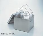 滅菌缶 218×212×173mm MK-6カゴ