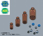 Steri-Vial (Rubber Plug, with Cap) Clear 5mL 10 Pcs and others