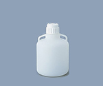 フッ素加工大型瓶 (HDPE製)