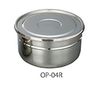 Stainless Steel Round Tank 1.5L and others