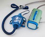 電動送風機形ホースマスク SHV-105 レンタル