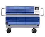 【中古品】交流安定化電源(取手,キャスター付)  PCR4000MS