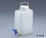 ナルゲン活栓付角型瓶等