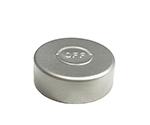 Rubber Plug for Vial Bottle Aluminum Cap for No. 2 - 8