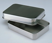 Tray with Stainless Steel Lid NO.1 (210 x 150 x 41mm) and others