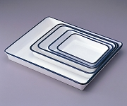 Enamel Tray for 4.75 x 6.5In. Photos (220 x 175 x 30mm) and others