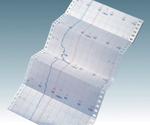 温湿度記録計 ST-50用チャート紙 5本入