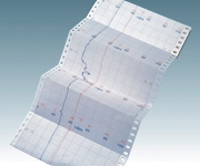 Thermo-Hygro Recorder Chart Paper for ST-50 5 Sets ST-505