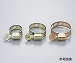 ホースバンド(三価クロメートメッキ製)