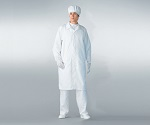 Dust-Free Garment AS206C For Unisex White 3L and others