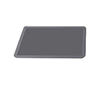 ASPURE Sticky Mat Frame Rubber Type For 450 x 900 and others