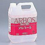 アルボースアルコール消毒液アルサワー(詰め替え用) (4L コック付き)