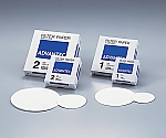 [Discontinued]Qualitative Filter Paper No.2 Φ55mm 100 Pieces and others