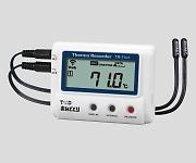 おんどとり 温度データロガー(無線LAN 温度2ch測定)TR-71wf 試験成績書付き等