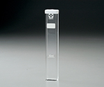 Residual Chlorine Measuring Instrument Square Test Tube 20mL 2 Pieces 20mL2