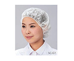 Disposable Cap (Beret Type) White 100 Pieces and others