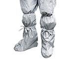 DuPont(TM) Tychem (R) F Shoe Cover (With Slip Resistance) POBA Tychem FPOBA