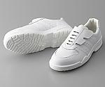 静電靴・安全靴 白