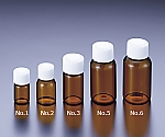 Vacuum Vial No.1 Brown 100 Pieces and others