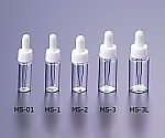 Mini Pipette Bottle MS-01 Clear 50 Pcs and others