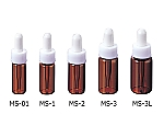 Mini Pipette Bottle MS-01 Amber 50 Pcs and others