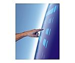 プロテオクロム HPTLC アルミシート セルロース ペプチド分析用 10×10cm 105651 1Unit