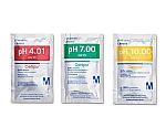 バッファー溶液 (30mL アルミ分包タイプ) セット NIST及びPTBのSRMにトレーサブル, 10 袋×pH 4.01 (フタル酸), 10 袋×pH 7.00 (リン酸), 10 袋×pH 10.00 (ホウ酸), pH 4.01/pH 7.00/pH 10.00(25°C) Certipur(R) 199006 1ST