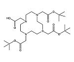 DOTA-tris(tert-butyl ester) 851200 250MG