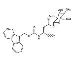 Fmoc-Asn(Ac3AcNH-β-Glc)-OH 852135 100MG 8.52135.8100