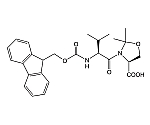 Fmoc-Val-Ser(ΨMe,Mepro)-OH 852176 5G
