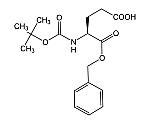 Boc-Glu-OBzl (cryst.) 853015 25G 8.53015.0025