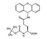 Boc-Gln(Xan)-OH 853016 25G 8.53016.0025