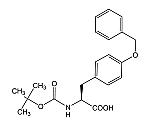 Boc-Tyr(Bzl)-OH 853056 100G 8.53056.0100