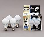 LED電球 E17広配光 230lm4個セット