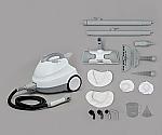 [取扱停止]スチームクリーナーキャニスタータイプ STM-420D ホワイト 520193/STM-420D