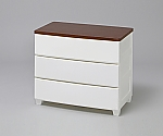 Woodtop Chest-MG-723 White/Walnut and others
