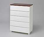 Woodtop Chest-MG-724 White/Walnut and others
