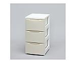 スリムチェスト COD-323 ホワイト/アイボリー