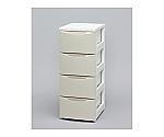 スリムチェスト COD-324 ホワイト/アイボリー