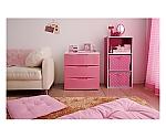 ワイドチェスト COD-553 ホワイト/ピンク
