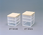 Wood Top Table Chest ET-W430 White and others