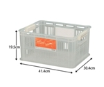 Mesh Container BMC-18 Clear/White and others