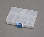 [Discontinued]Clear pill Case CPC-1030S Clear 520899CPC-1030S