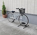自転車スタンド BYS-1 317822/BYS-1