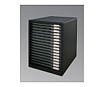 Letter Case 16 stages L-16S SR Dark gray and others