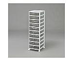 Office Chest 10 stage OCE-1000R Light gray 245505OCE-1000R