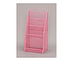 [Discontinued]Mesh metal magazine RackmmT-30M Pale Pink and others