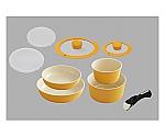 セラミックカラーパン9点セット H-CC-SE9