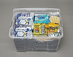 [Discontinued]Emergency Kit for 10 Persons O-HSY10N 520534O-HSY10N