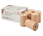 マルチポア(TM) ライトブラウン粘着性 綿布伸縮包帯